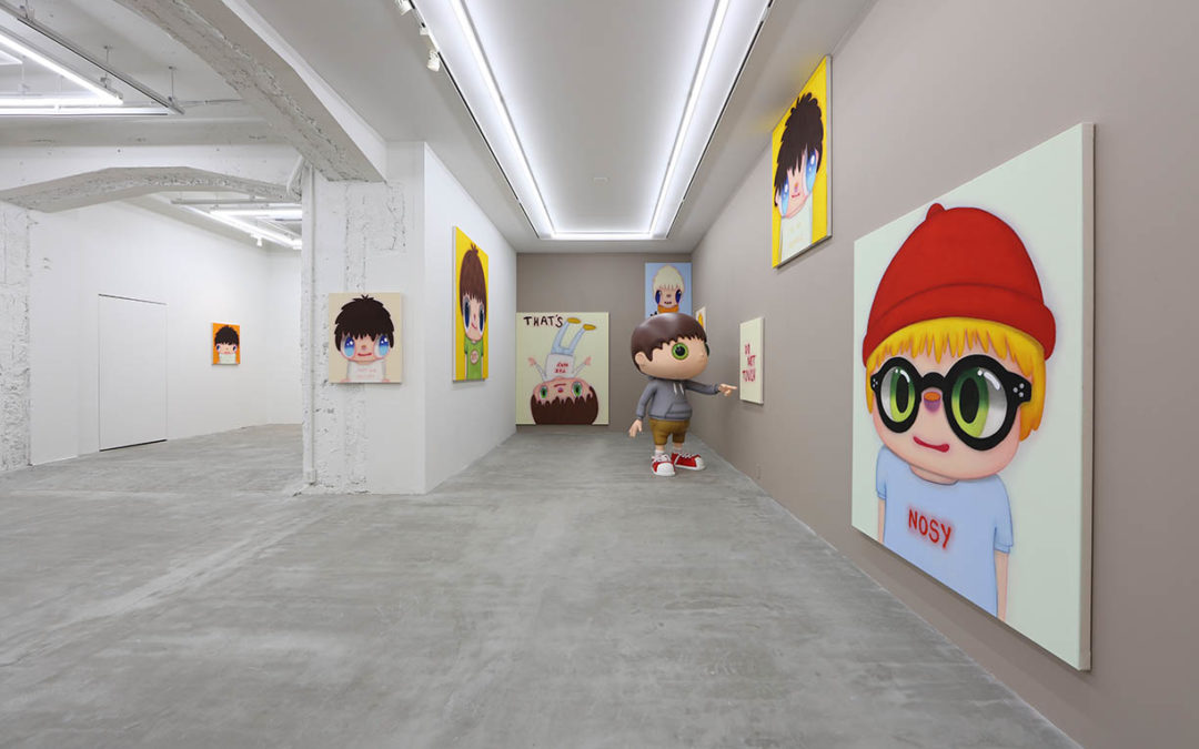"""A Look Inside Javier Calleja's """"DO NOT TOUCH"""" Exhibition"""
